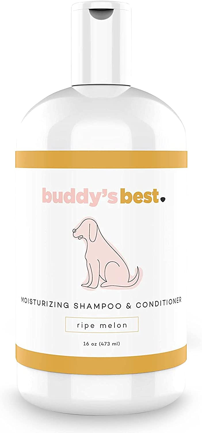 Buddy's Best, Dog Shampoo and Conditioner in One.