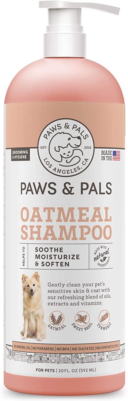 Paws & Pals Dog Shampoo, Conditions